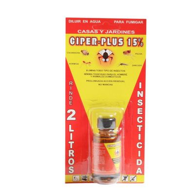 Ciper-plus 15% 20 ml.