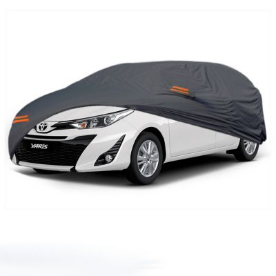 Cobertor Funda Toyota Yaris Hatchback Gris