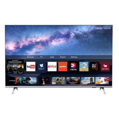 """Televisor Smart UHD 50"""" 50PUD6654 BORDERLESS"""