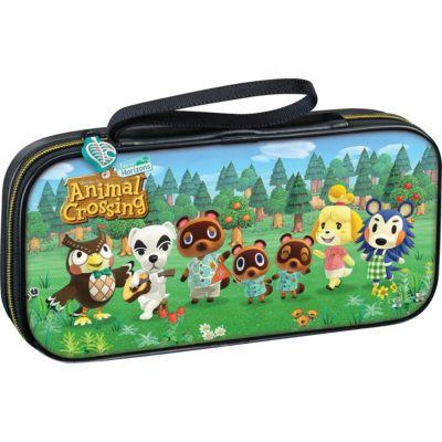 Estuche Traveler Deluxe Case Animal Crossing para Nintendo Switch