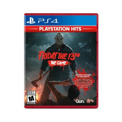 Videojuego PS4 Friday The 13th The Game