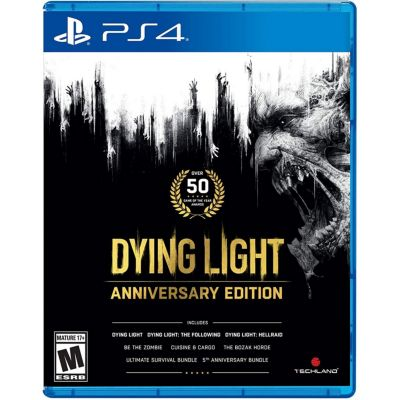 Videojuego PS4 Dying Light Anniversary Edition