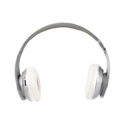 Audífono Bluetooth T70BT Gris