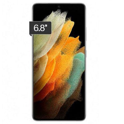 """Samsung Galaxy S21 Ultra 6.8"""" 128GB 12GB 108MP 40MP Plata"""