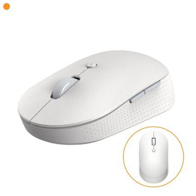 Mouse Inalámbrico Dual Mode Blanco