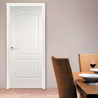 Puerta Interior Prestige HDF 65 x 207 x 4 Blanca
