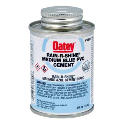 Pegamento para PVC 4 oz Azul