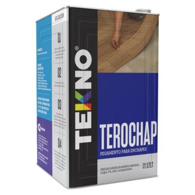 Adhesivo Enchape Terochap 5 gl