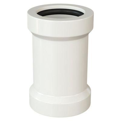 Unión de PVC para Reparación 3/4''