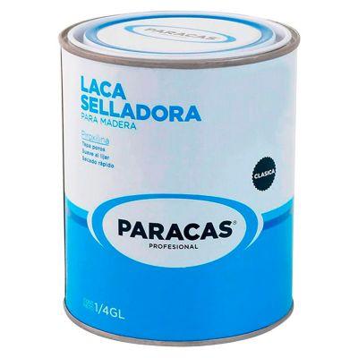 Laca Selladora Profesional caramelo 1/4 gl