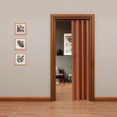 Puerta Plegable Tivoli PVC 70 x 200 Caoba
