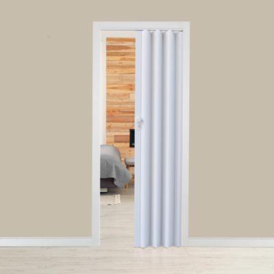 Puerta Plegable Milano PVC 70 x 200 Blanca