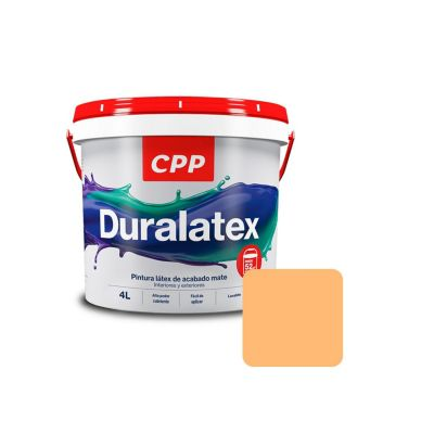 Látex Duralatex Mango Mate 4 L