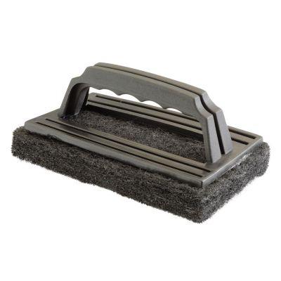 Esponja abrasiva limpia Parrillas