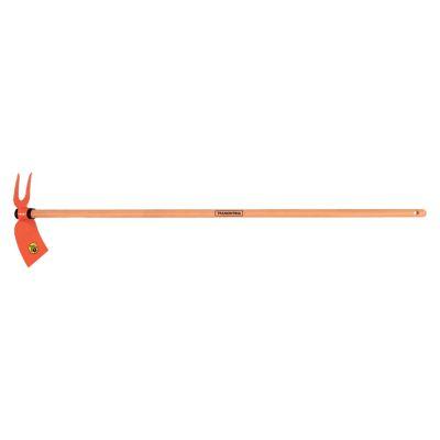 Azadilla 2 puntas acero 110 cm