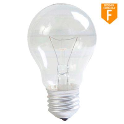 Foco Incandescente A60 E27 60W Luz Amarilla