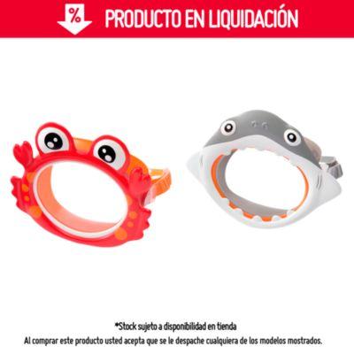 Máscara de Buceo Fun