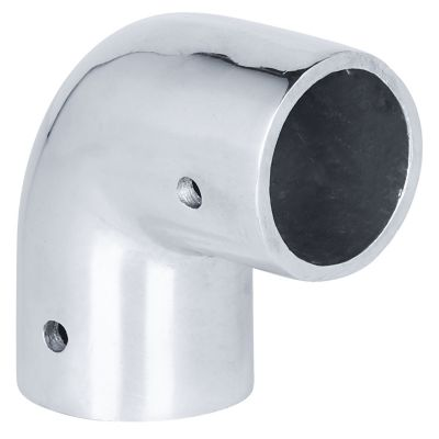 Codo de Aluminio de 30mm