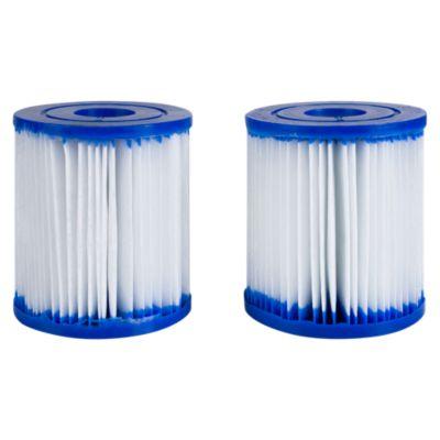 Cartucho para Filtros 8 x 9 cm Azul / Blanco