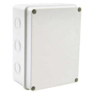 Caja De Pase Pvc 150 X 110 X 70mm Tkl