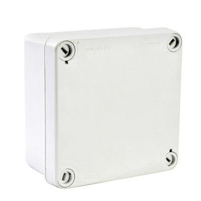 Caja de Derivación 100 x 100 x 50 mm ABS-PC Gris