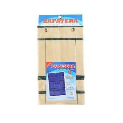 Zapatera vertical 9 pares varios