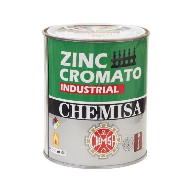 Base zincromato Industrial verde 1/4 gl