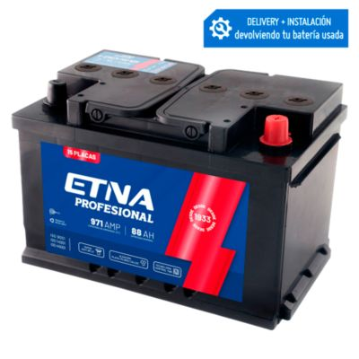 Batería para Auto 15 Placas 88Ah S-1215EM PRO