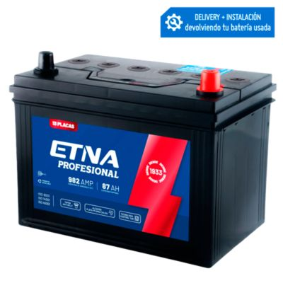 Batería para Auto 13 Placas 87Ah V-13 PRO INV