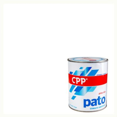 Esmalte Sintético Pato Blanco 1/4 gl