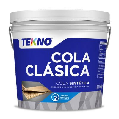 Adhesivo Sintético Teknocola Clásica 1gl