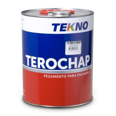 Adhesivo Enchape Terochap 1 gl
