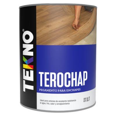 Adhesivo Enchape Terochap 1/4 gl