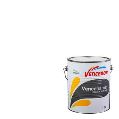 Esmalte sintético Vencenamel amarillo oro 1 gl