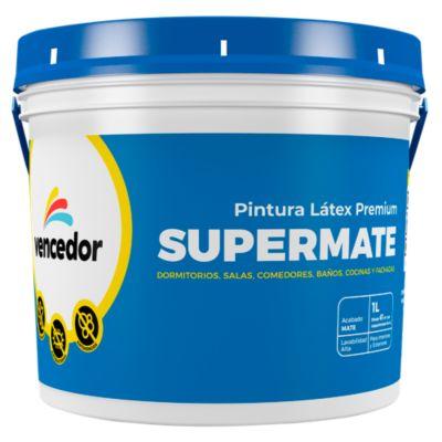 Pintura Látex Supermate Deep 1 L