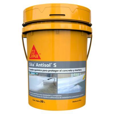 Impermeabilizante Sika Antisol S 20 kg
