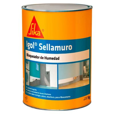 Bloqueador de humedad Igol sellamuro 1 kg
