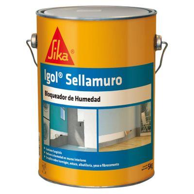 Bloqueador de humedad Igol sellamuro 5 kg