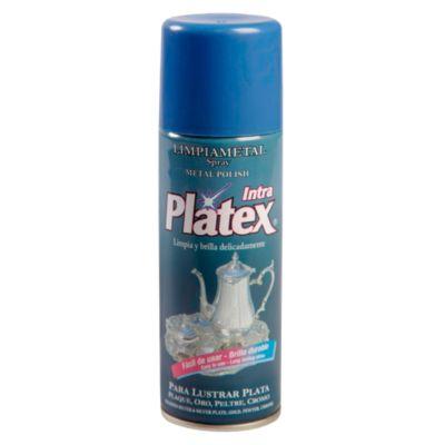 Platex Spray Limpiametal 230ml