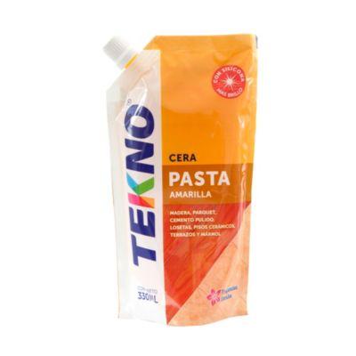 Cera pasta amarillo 330 ml