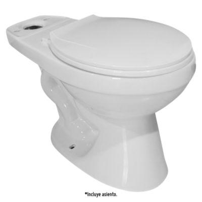 Taza para inodoro Niza Blanco