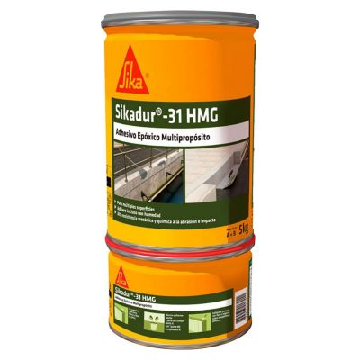 Adhesivo sikadur 31 / 5 kg