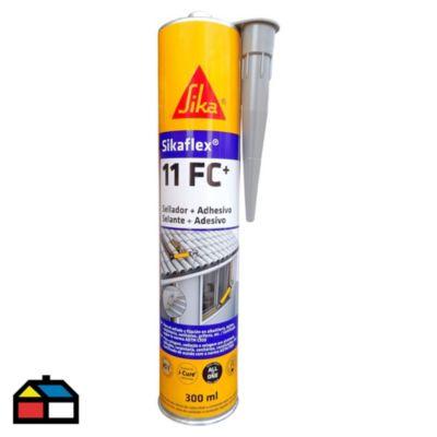 Adhesivo y Sellante Sikaflex-11FC 300 ml blanco