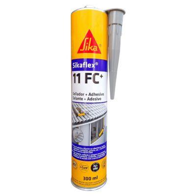 Adhesivo y Sellante Sikaflex-11FC 300 ml gris
