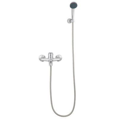 Grifería monocomando de ducha Perugia con transferencia