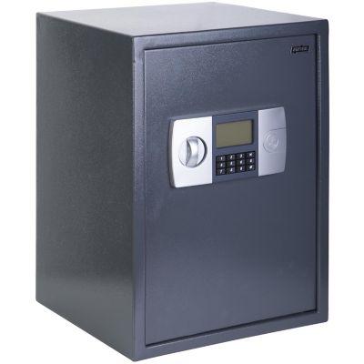Caja digital LCD 33 x 36 x 50 negro