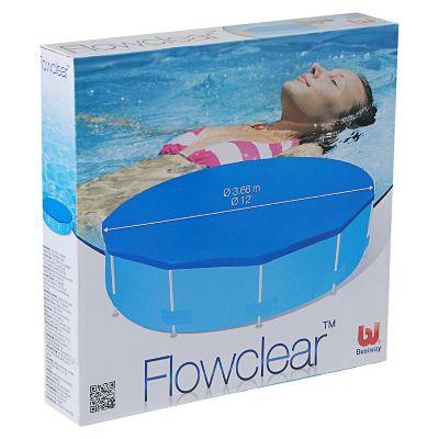Cobertor para piscina redonda 366 cm