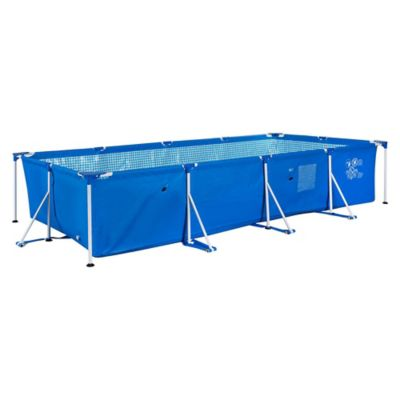 Piscina estructural rectanguar 450 x 220 x 84 cm 7.127 L