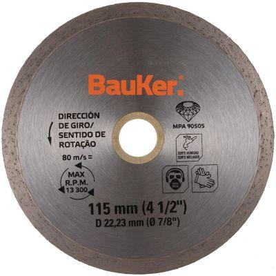 Disco diamantado para cerámica 115 mm