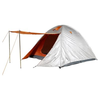 Carpa Adventure 5 personas gris